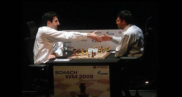 ஆனந்த் - க்ராம்னிக் 'Final Handshake'