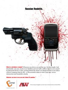 russian-roulette-public-service-ad-against-texting-or-talking-while-driving_100308796_m