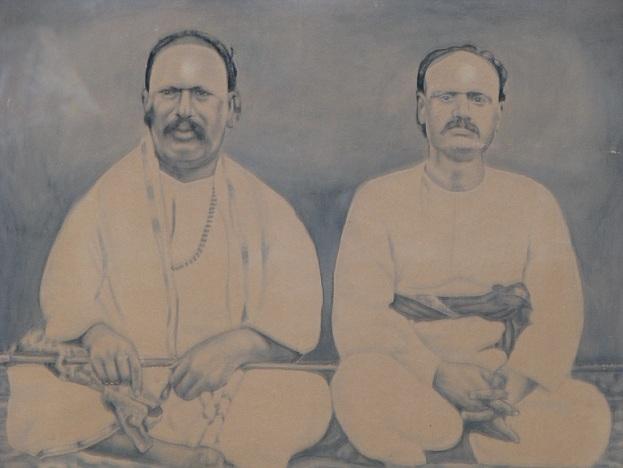 மாமூண்டியா பிள்ளையோடு தக்ஷிணாமூர்த்தி பிள்ளை