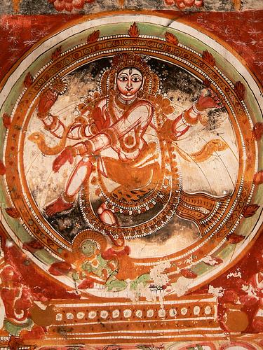 chidambaram_nataraja_temple_fresco