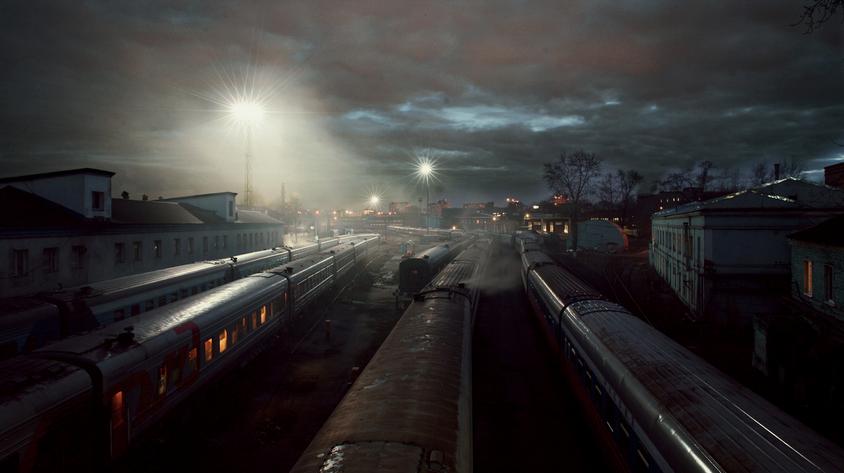 Trains_Railways_Station