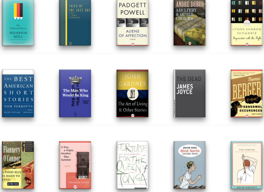 Books_American_English_Short_Story_Best_Collections_Authors_Writers_Literature