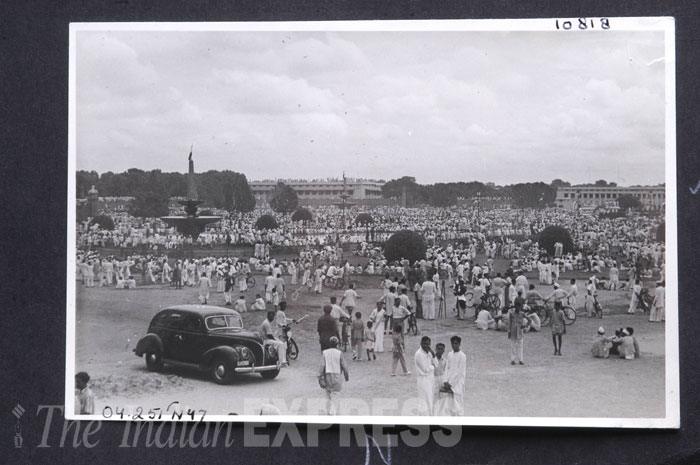 India_Independence_Delhi_1947_north-south-block1