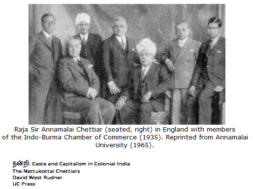 Chettiyaar_Nagarathaar_Karaikkudi_Annamalai_Bankers_India_Burma_Mercantile_Finance_Loans