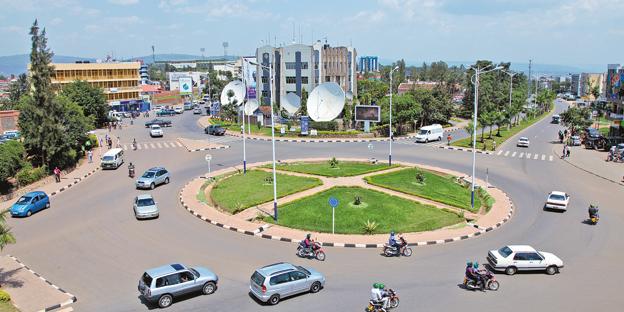 rwanda city