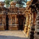 பல்லவர்களின் பெரிய கோவில்