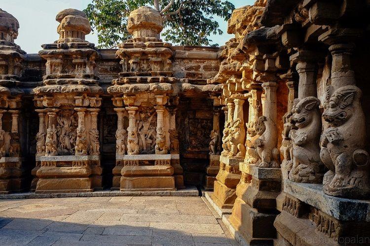 Kailasanathar_Kanchipuram_Temples_Pallavas_Tamil_Nadu_India