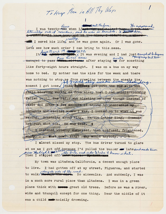 print_corrections_octavia_butler_proof_reading_changes_manuscript_books_edit_kindred